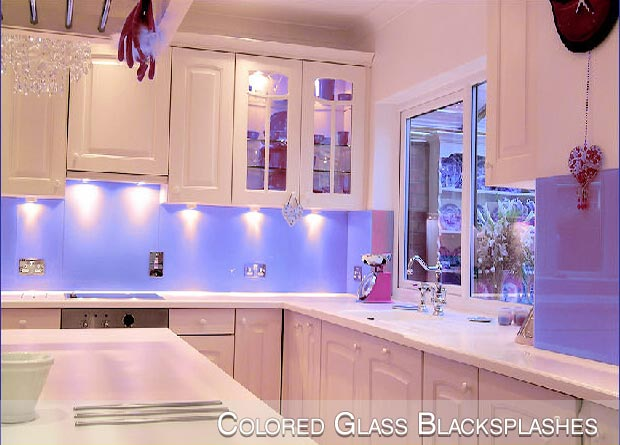 Glass Kitchen Backsplash | (888)619 2226 | Glass Backsplashes | Backpainted  Glass